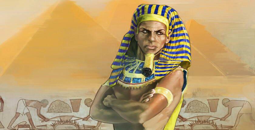 За золотом – под эгидой фараонов