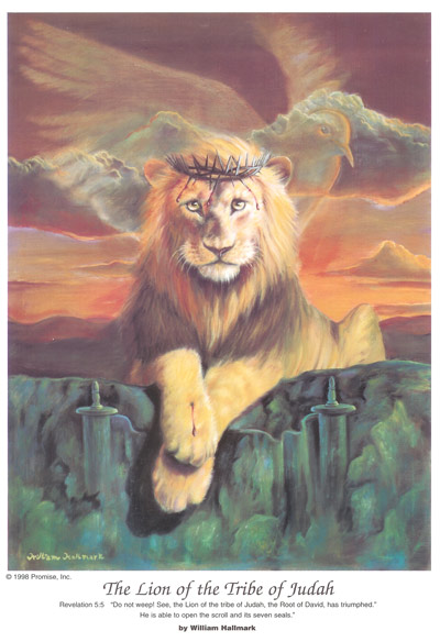 Lion of the Tribe of Judah