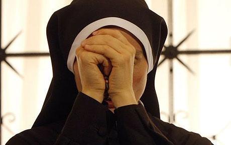 как в женских монастырях занимаются сексом