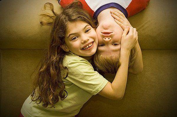 Рассказ когда мне было 10 лет с сестрой