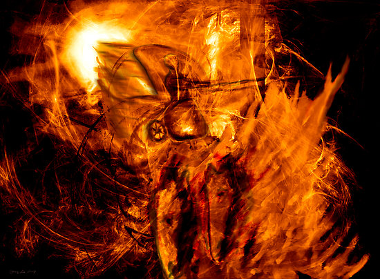 Колесница огня