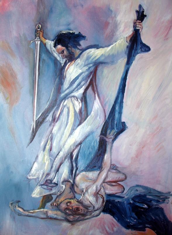 Мне отмщение, Я воздам, говорит Господь