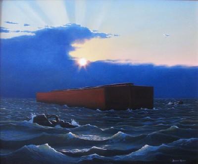 Ной же обрел благодать