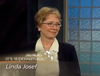 Linda Josef at It's supernatural
