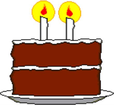 день рождения сайта - 2 года
