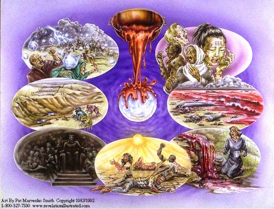 Ч. Уэлч - Толкование книги Откровения