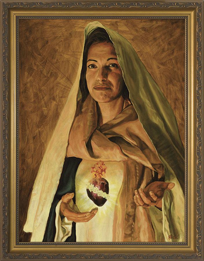 Безпорочное сердце Марии