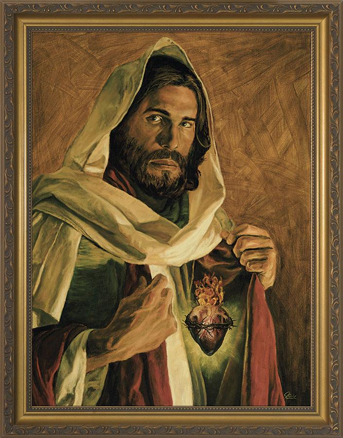 Тайное сердце Иисуса