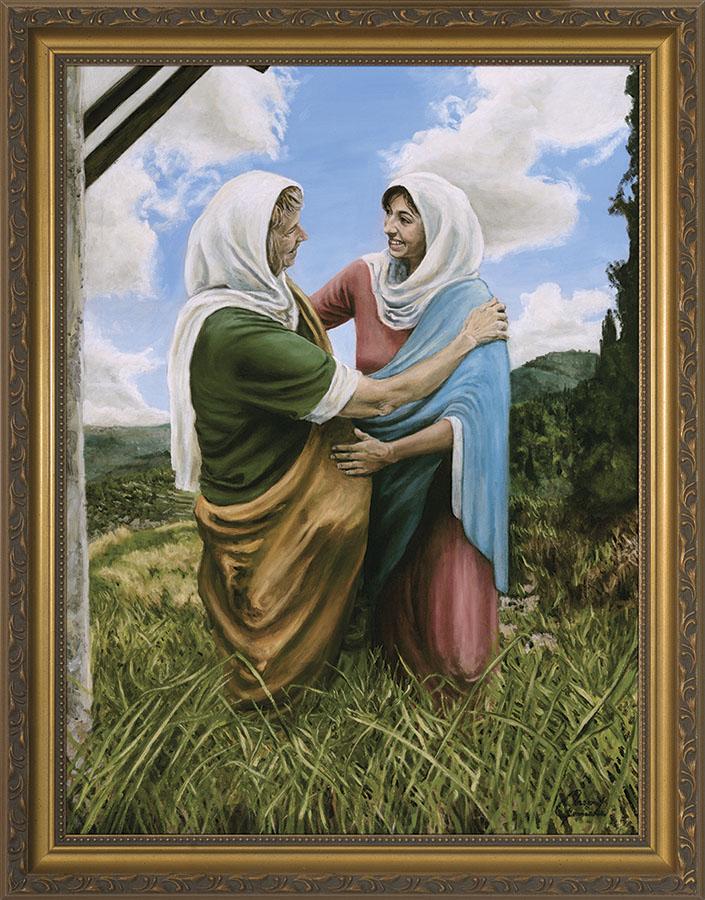 Встреча Елизаветы и Марии