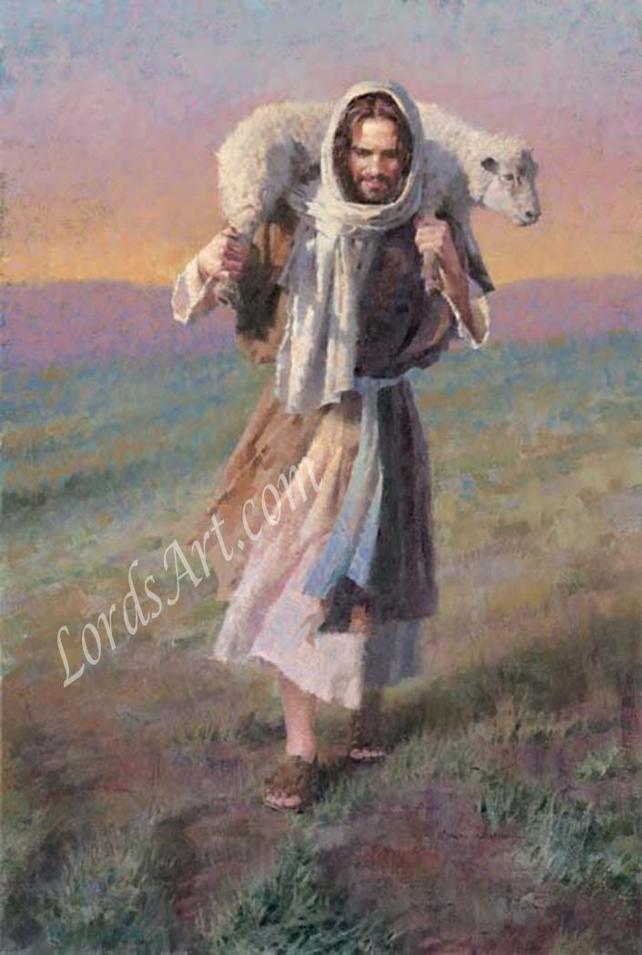 Господь – мой Пастырь