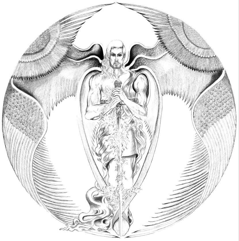 Circle Angel