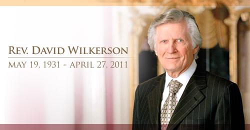 Господь, спасибо Тебе за Давида Вилкерсона!
