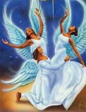 Танцующие Ангелы