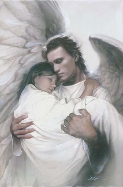 Руки ангела