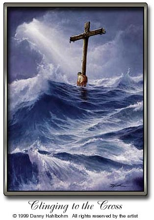 Схватившись за Крест