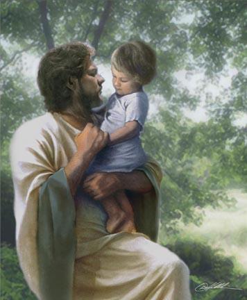 Иисус и Иосиф
