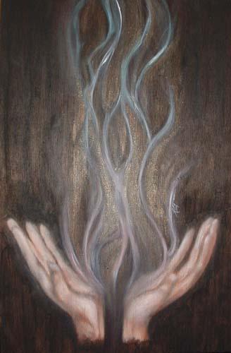 Молитва как воскурение